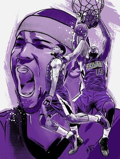 DeMarcus Cousins BOOGIE Illustration