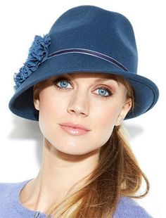 Style It Up This Winter: Learn How To Wear A Fedora Hat In Many Stylish Ways