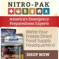 Extra 20% Off Sitewide at Nitro-Pak!