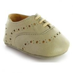 classic baby boy shoe