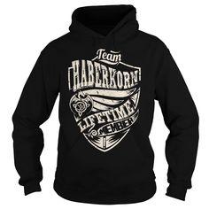 Team HABERKORN Lifetime Member (Dragon) - Last Name, Surname T-Shirt