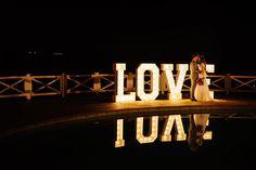 Casamento encantado à noite | Mari + Bruno