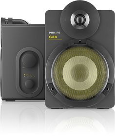 Philips wireless studio speakers BTS3000G | Flickr – 相片分享!