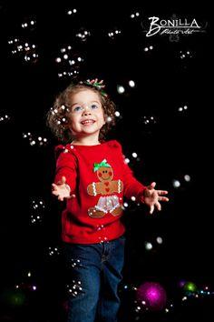 Kids loves bubbles