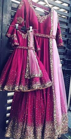 Best Indoor Garden Ideas for 2020 - Modern Mom Daughter Matching Dresses, Mom And Baby Dresses, Dresses Kids Girl, Girls Frock Design, Fancy Dress Design, Kids Frocks Design, Indian Gowns Dresses, Indian Fashion Dresses, Mode Bollywood
