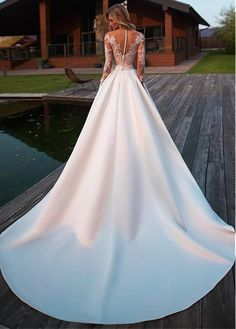 Wedding Dresses from Florence Wedding 2019 Despacito 1810 Beso # .- Brautkleider von Florence Wedding 2019 Despacito 1810 Beso … Wedding Dresses from Florence Wedding 2019 Despacito 1810 Beso … # Bridal Dresses - Wedding Dress Gallery, Top Wedding Dresses, Bohemian Wedding Dresses, Bridal Dresses, Modest Wedding, Tulle Wedding, Wedding Outfits, Event Dresses, Fairytale Wedding Dresses