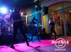SANGKRAN CONCERT WITH THE Q AS 3 DANCE CREW Live Band, Dance, Concert, Dancing, Recital, Festivals, Ballroom Dancing