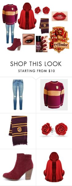 """""""Quidditch"""" by amymcwray ❤ liked on Polyvore featuring Rebecca Minkoff, Elope, Bling Jewelry and Breckelle's"""