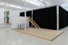 Heimo Zobernig – Galerie Nagel Draxler – Art Land Art, Loft, Artist, Home Decor, Western World, Lofts, Interior Design, Home Interior Design, Artists