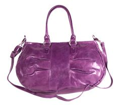 I've been looking for a purple purse, i think this one fits the bill