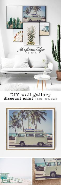 Inspo for vacation pictures and wall galleries...