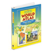 The Nystrom Desk Atlas (2014 Edition) Good Condition! FAST Shipping!