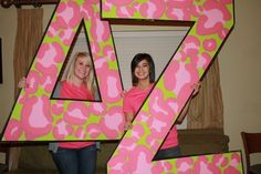Haha I took this picture.  Epsilon Upsilon!    delta zeta | sorority sugar