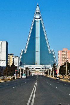 Hotel Ryugyyong, Corea del Norte