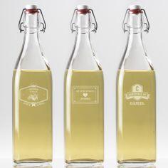 Swing Flasche 1l mit Gravur - Geschenke von Geschenkidee