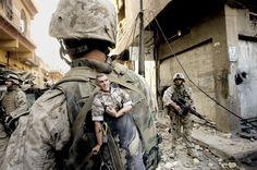 Pulitzer 2005. IRAK. Anja Niedringhaus