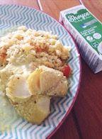 #lunch #healthy #almoço #saudavel #dicas #comida #shoyce #shoycept #soyacream #couscous #ideiasalmoço