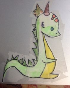 Charlie! Bowser, Projects, Fictional Characters, Art, Craft Art, Kunst, Gcse Art, Tile Projects, Art Education Resources