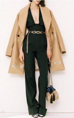 Alessandra Rich Fall/Winter 2015 Look 7 on Moda Operandi
