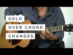 How to Play the Chord Changes in a Blues Solo | Tuesday Blues #129 - YouTube