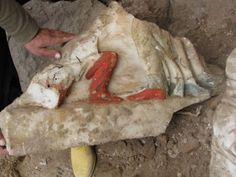 Painted reliefs from Nicomedia: life of a Roman capital city in colour | Antiquity Journal Roman Sculpture, Capital City, Journal, Fish, Colour, Antiques, Color, Antiquities, Antique