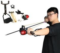 US $56.99 New in Sporting Goods, Outdoor Sports, Air Guns & Slingshots