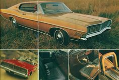 1968 Ford Galaxie 500 XL Fastback and Convertible   by coconv