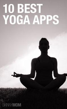 10 Yoga Apps To Help Find Your Zen