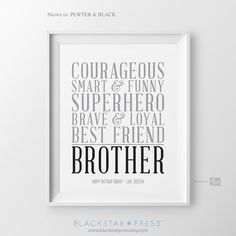 10 Best Christmas Presents For Brothers Images Gift Ideas