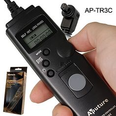 Aputure AP-TR3C LCD Timer Remote
