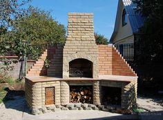 №5-Большая печь строителя Усиленная печь строителя Мат-Каменный кирпич, больше металлических вставок,  Детали-Дувчик-улучшенный ,декор