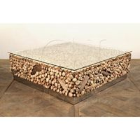 Avant Garde Driftwood Coffee Table-Click for Larger Picture