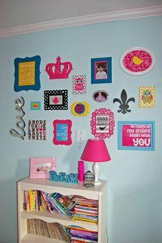 Pinkie for Pink - Big Girl Bedroom Reveal