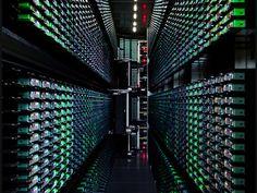 Data center do Google em Berkeley, Califórnia (EUA)