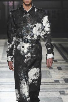 Alexander McQueen F/W 2016 Menswear London