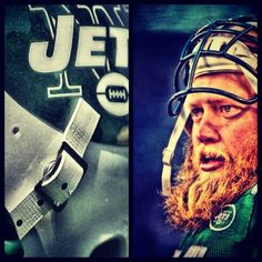 Nick Mangold of the New York Jets