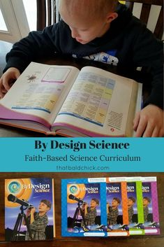 By Design Science A Faith-Based Science Curriculum from Kendall Hunt Religious Publishers • Christian science curriculum for homeschool • #STEM #Homeschooling