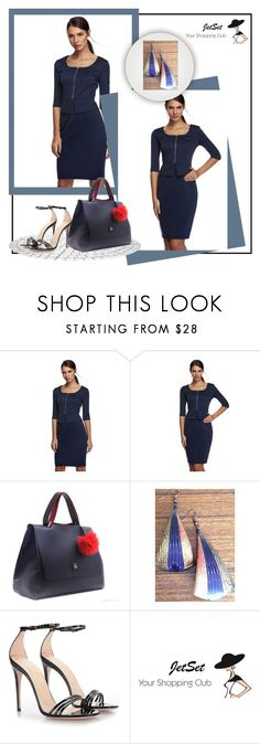 """""""JetSetShop 11"""" by blagica92 ❤ liked on Polyvore featuring Carbotti and Gucci"""