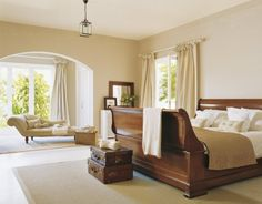 The mattress, lighting, wall color ... Everything influences when creating an enveloping and relaxing environment to help us sleep. We give you 15 basic keys to enjoy a nice, relaxing bedroom. Today i will explain you 14 keys to master bedroom decorating ideas.