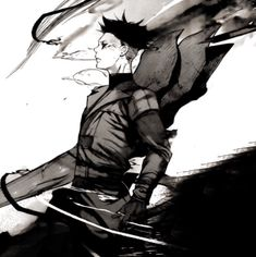 when I see Urie I immediately think of Levi.  I mean, they are badass as fuck with all the sass and grumpy-ness XD  and not to forget that their friends are dead... yep, here comes the sad part...