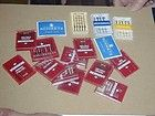 MIXED LOT ASSORTMENT OF SEWING MACHINE NEEDLES-ALL NEW-MOSTLY BERNINA - http://sewingpins.net/sewing/machine-needles/mixed-lot-assortment-of-sewing-machine-needles-all-new-mostly-bernina/