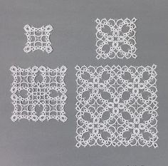 Onion Ring Magic Square Pattern