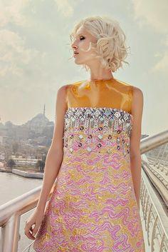 World Country Magazines: Eveline Rozing - Harper's Bazaar Turkey