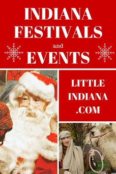 Looking for a bit of FUN? Find it with these great Indiana festivals and events.