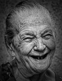 Beauty is in the warmth of a smile.