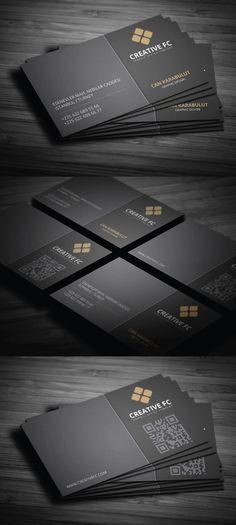 Creative Corporate Business Card Designs Roundup #1   Design