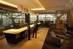 Concorde Room: Lounge, British Airways in London