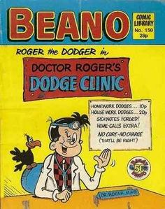 Beano comic library. I used to have this one. That's when 28p really meant something.