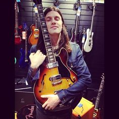 """""""Just found my soul mate in Andertons Music, Guildford.. Had to leave her there """""""