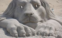 Virginia Beach Art Festival and Sand Sculpture Contest.